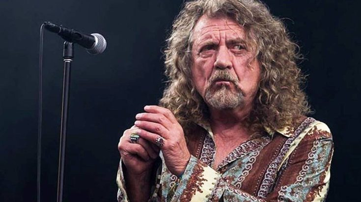 Robert Plant Got The Best Career Advice Ever From A Fellow Rock Legend – It Changed Everything For Him | I Love Classic Rock Videos
