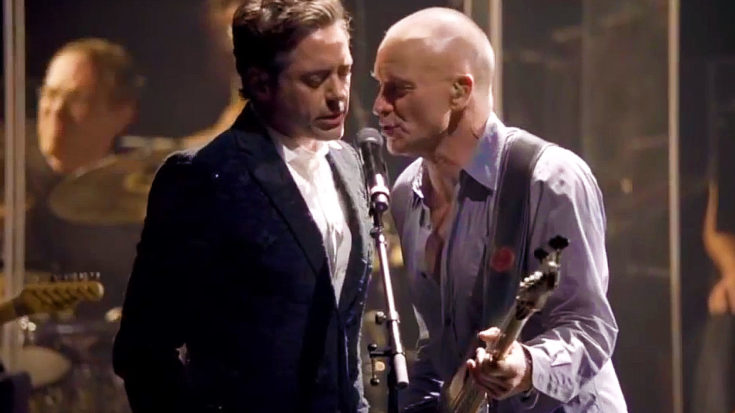 Robert Downey Jr. Joins Sting Onstage – Completely Steals The Show With This Police Classic | I Love Classic Rock Videos