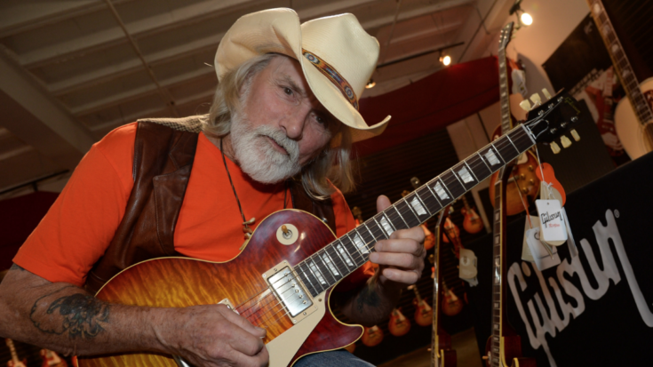 Heartbreaking News For Fans Of Dickey Betts | I Love Classic Rock Videos