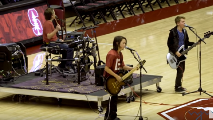 Kids Steal The Halftime Show With AC/DC Song – There Is Hope! | I Love Classic Rock Videos