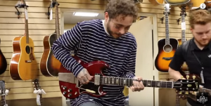 Finally, A Rapper Who Actually Has Talent And Can Shred On Guitar