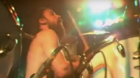 Bill Ward Is An ANIMAL! Watch Him Lose Himself In This Insane 1978 Drum Solo | I Love Classic Rock Videos