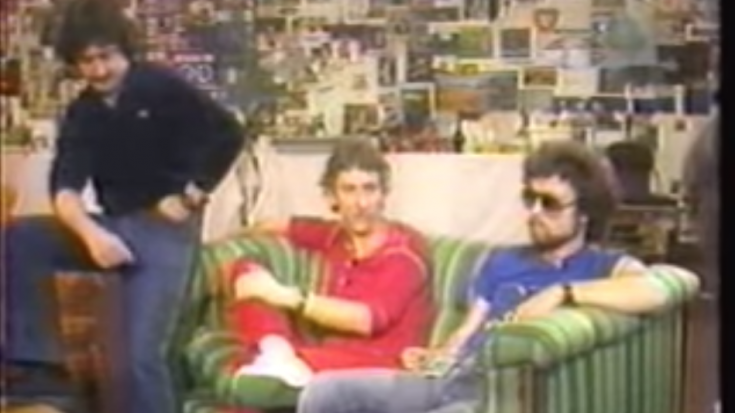 Blue Öyster Cult Refuses Censorship on Teen Show About Violence in Rock | I Love Classic Rock Videos