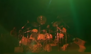 Bill Ward Is An ANIMAL! Watch Him Lose Himself In This Insane 1978 Drum Solo