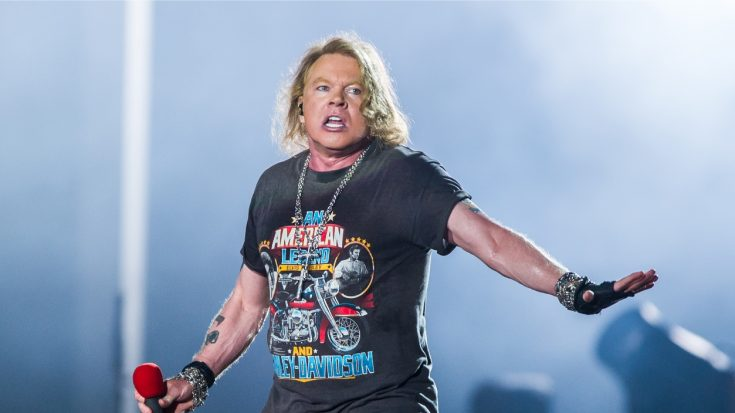 Axl Rose Has Revealed Who HE Thinks Is The Greatest Frontman Ever – You Might Just Agree With Him | I Love Classic Rock Videos