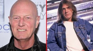 Ex-AC/DC Drummer's Last Phone Call With Malcolm Young Was Actually Really Sad…