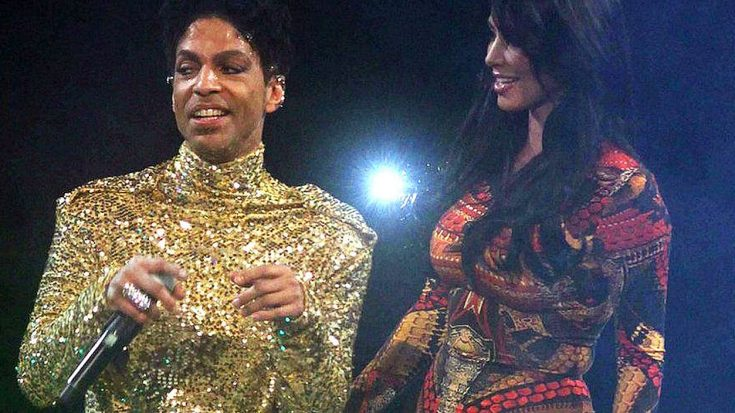 Remember When Prince Kicked Kim Kardashian Off His Stage? We Do, And It Was AWESOME! | I Love Classic Rock Videos