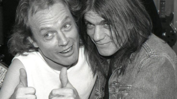 Angus Young Sums Up A Lifetime Of Love In Heartbroken Tribute To Late Brother Malcolm   I Love Classic Rock Videos