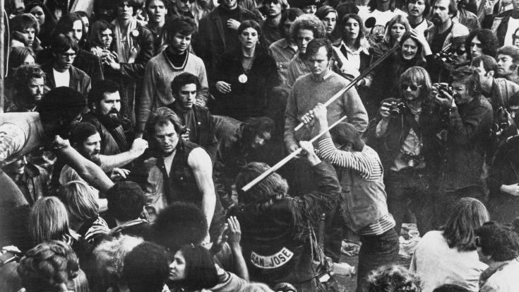 The Altamont Free Concert Tragedy Occurred 49 Years Ago Today | I Love Classic Rock Videos