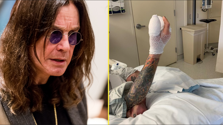 A Manicure Nearly Killed Ozzy Osbourne – No, I'm Not Making This Up And Couldn't If I Tried | I Love Classic Rock Videos