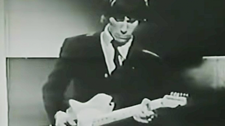 Jeff Beck Revolutionizes the Guitar World On Live TV in 1965 | I Love Classic Rock Videos