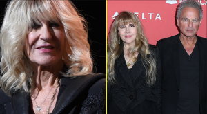 In 1 Sentence, Christine McVie May Have Just Confirmed What We Already Knew About Stevie And Lindsey
