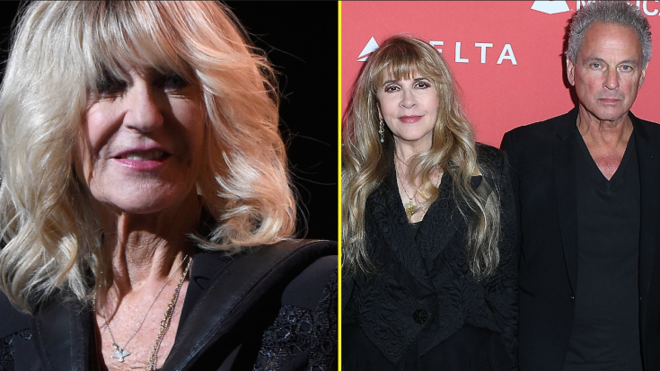In 1 Sentence, Christine McVie May Have Just Confirmed What We Already Knew About Stevie And Lindsey | I Love Classic Rock Videos