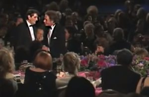 Nicholson's Reaction to Stanton and Garfunkel Singing is Priceless