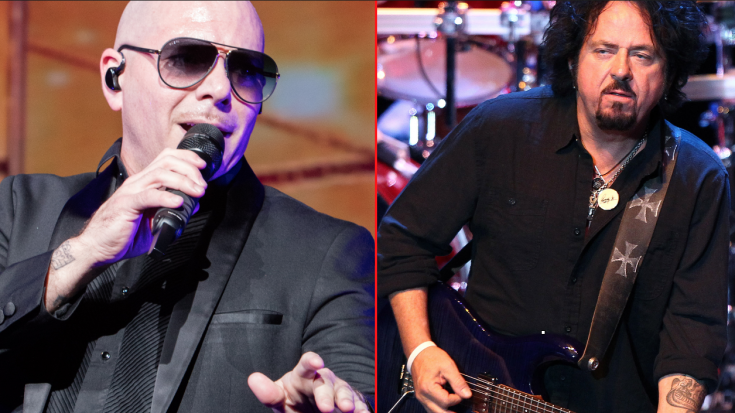 "Whatever You Do, (Don't) Listen To Pitbull's Cover Of Toto's ""Africa"" 