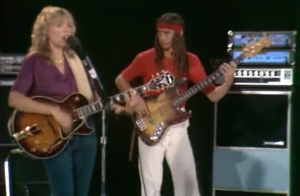 "Nothing Compares to Jaco Pastorius and Joni Mitchell Performing ""Free Man In Paris"""