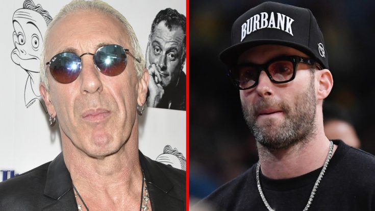First Corey Taylor, Then Sebastian Bach, Now Dee Snider Has Words For Adam Levine… | I Love Classic Rock Videos