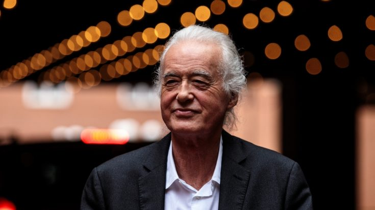 Jimmy Page Just Teased Something Pretty Big And Fans Are In A Frenzy… | I Love Classic Rock Videos