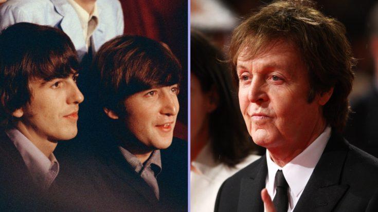 Paul McCartney Has The Most Beautiful Way Of Remembering His Late Beatles Members… | I Love Classic Rock Videos