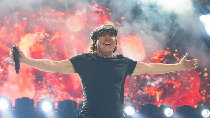 Brian Johnson Is Back In AC/DC | I Love Classic Rock Videos