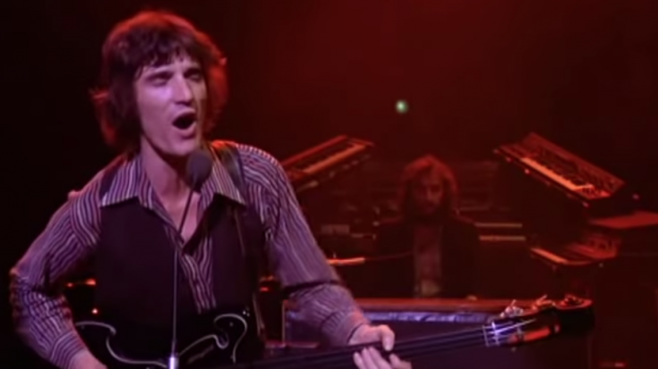 """Rick Danko Stuns Everyone In """"The Weight"""" Live For The Last Waltz 