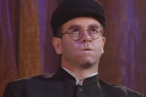 Elton John Reaches A Breaking Point With Rowan Atkinson- It's Not What You Think