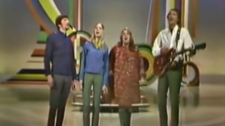 """The Mamas And The Papas """"Monday, Monday""""- Did You Forget How Great They Were? 