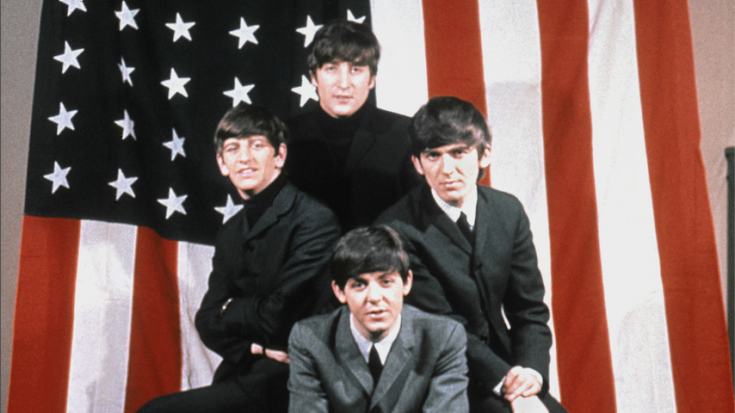 55 Years Ago Today The Beatles Make Their First US Chart Appearance | I Love Classic Rock Videos