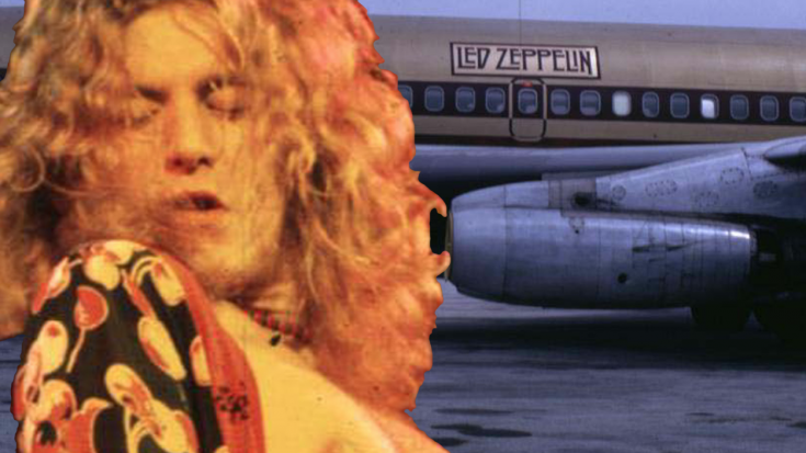 Led Zeppelin's Luxurious Party Plane Is The Stuff Dreams Are Made Of – Want To Take A Peek Inside?   I Love Classic Rock Videos