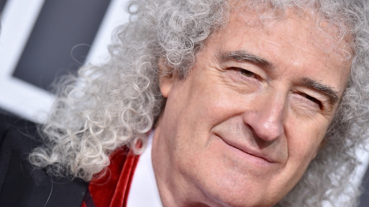 Brian May Has Just 3 Emphatic Words To Sum Up 'Bohemian Rhapsody's' Oscar Nominations | I Love Classic Rock Videos