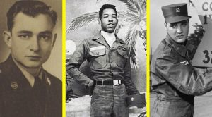 I Bet You Had No Idea These Music Legends Served In The Military