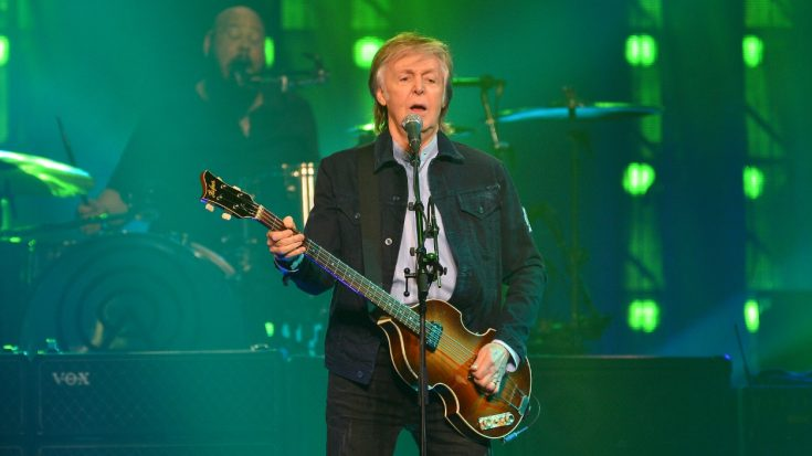 Paul McCartney Kicks 2019 Off Right With A Brand New Song That You'll Never Stop Listening To | I Love Classic Rock Videos