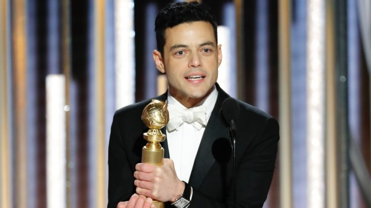 A Choked Up Rami Malek Gives A Heartfelt Golden Globes Acceptance Speech That'll Leave You In Tears | I Love Classic Rock Videos