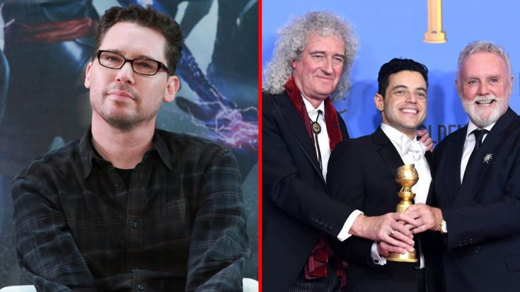 Fired Director Bryan Singer Finally Speaks Out After 'Bohemian Rhapsody' Wins At The Golden Globes | I Love Classic Rock Videos