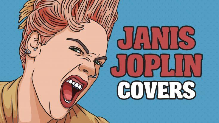 5 Female Pop Artists Who Covered Janis Joplin | I Love Classic Rock Videos