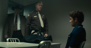 James Hetfield stars in the new Ted Bundy movie. Check out the riveting trailer!