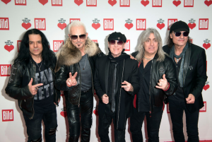 Scorpions Just Started Working With Mötorhead's Mickey Dee For New Album