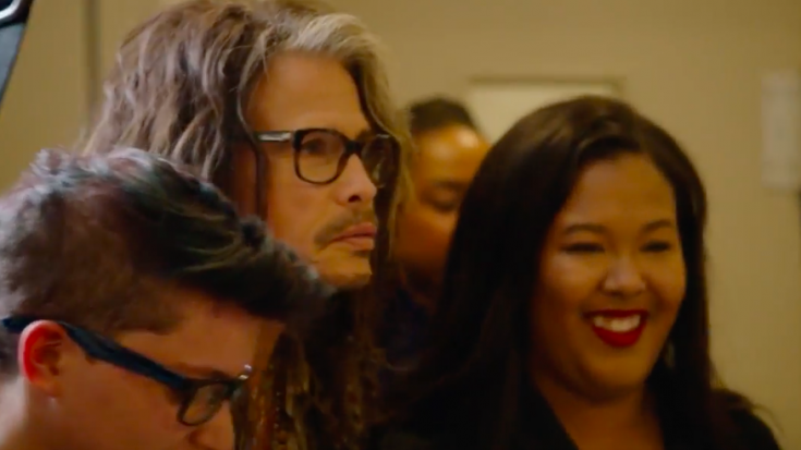 Steven Tyler just opened a new home for abused and neglected girls | I Love Classic Rock Videos
