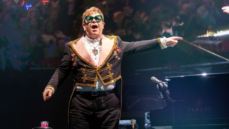 Elton John Fans Are Outraged Over Sold Out Show in New Zealand | I Love Classic Rock Videos