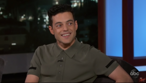 Rami Malek Reveals Lost Photo Posing As Freddie Mercury With Paul McCartney
