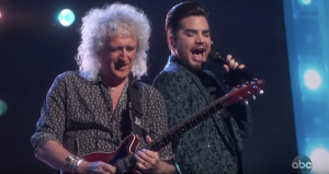 Queen Rocked Out At The Oscars And Tore The Damn House Down