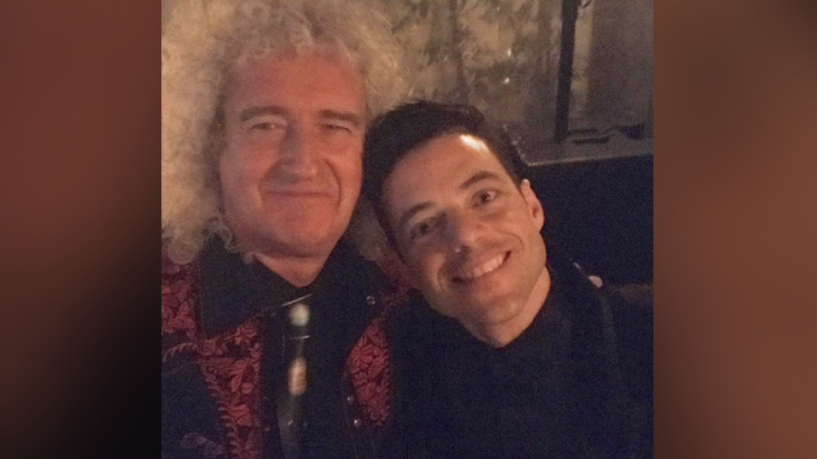Brian May Has Only One Word To Describe 'Bohemian Rhapsody' Winning 4 Oscars | I Love Classic Rock Videos