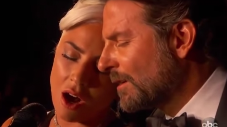 "Lady Gaga And Bradley Cooper's Intimate ""Shallow"" Duet Was The Real Winner Of Last Night's Oscars 