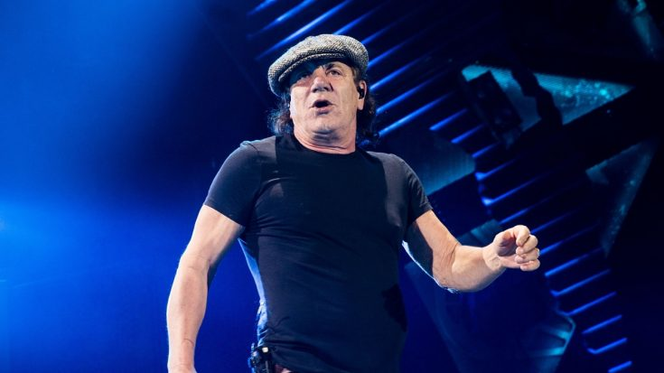 Sad News Regarding Brian Johnson's Return… | I Love Classic Rock Videos