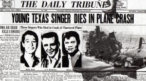 60 Years Ago: Tragic Plane Crash Kills Rock And Roll's Best And Brightest