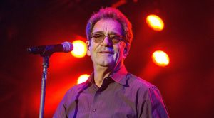 Huey Lewis Doesn't Miss Touring… Like At All…