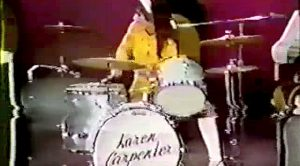 Rare Footage Proves Karen Carpenter Was The Most Bad Ass Drummer You've Never Heard