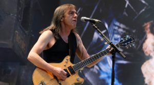 Malcolm Young Will Be On New AC/DC Record