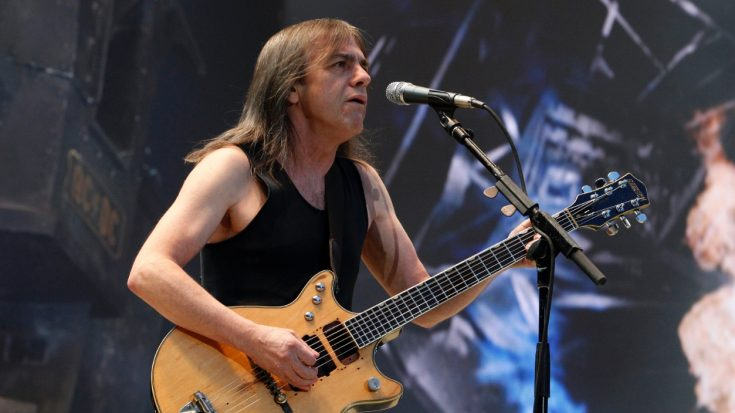 Malcolm Young Will Be On New AC/DC Record | I Love Classic Rock Videos