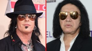 """Nikki Sixx Takes An Even Bigger Dig At KISS For """"Stealing"""" His Band's Idea…"""